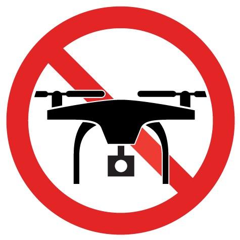 В каких странах нельзя летать на квадрокоптерах