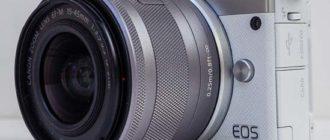 Canon EOS M200 Обзор беззеркального фотоаппарата