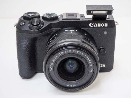 Canon EOS M6 Mark II body Обзор беззеркального фотоаппарата