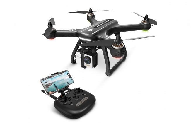 Holy Stone HS700 5G FPV Drone Обзор квадрокоптера, характеристики