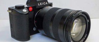 Leica SL2 Обзор профессиональной беззеркальной камеры