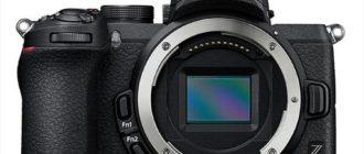 Nikon Z50 тест-обзор беззеркального фотоаппарата, характеристики