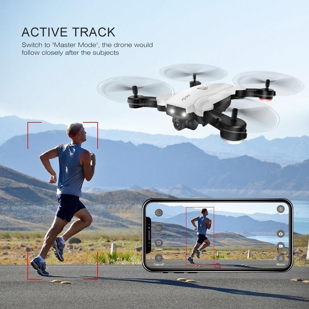 Что такое Active Track и чем он отличается от Follow Me