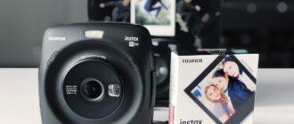Фотоаппарат моментальной печати обзор лучших камер