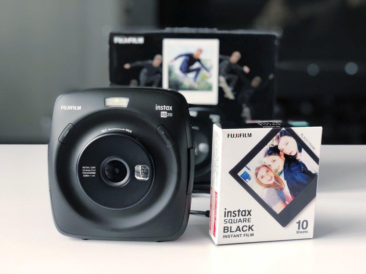 5 лучших фотоаппаратов мгновенной печати