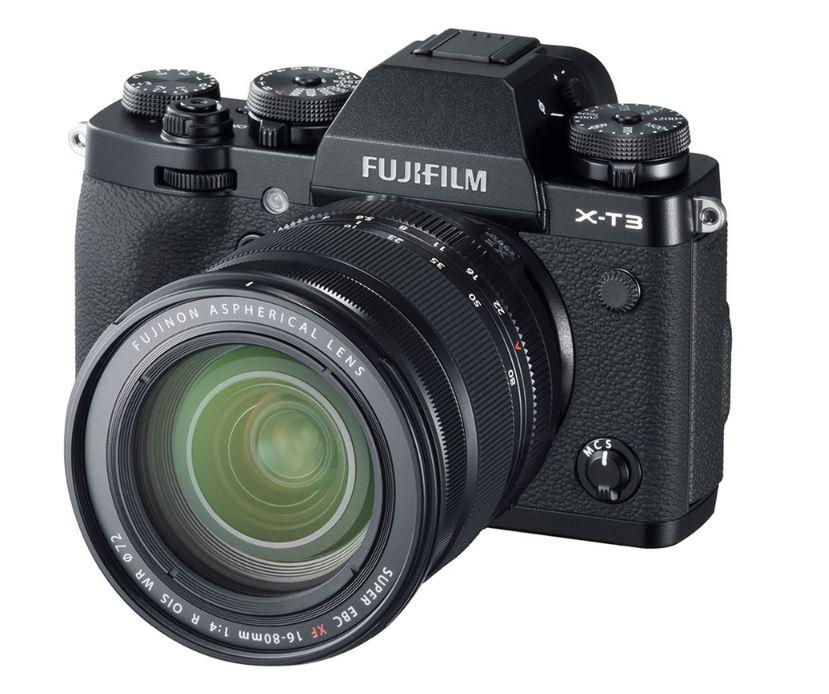 Fujifilm X-T3 Kit 16-80 отзывы