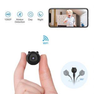 Лучшие беспроводные камеры скрытого видеонаблюдения обзор, рейтинг