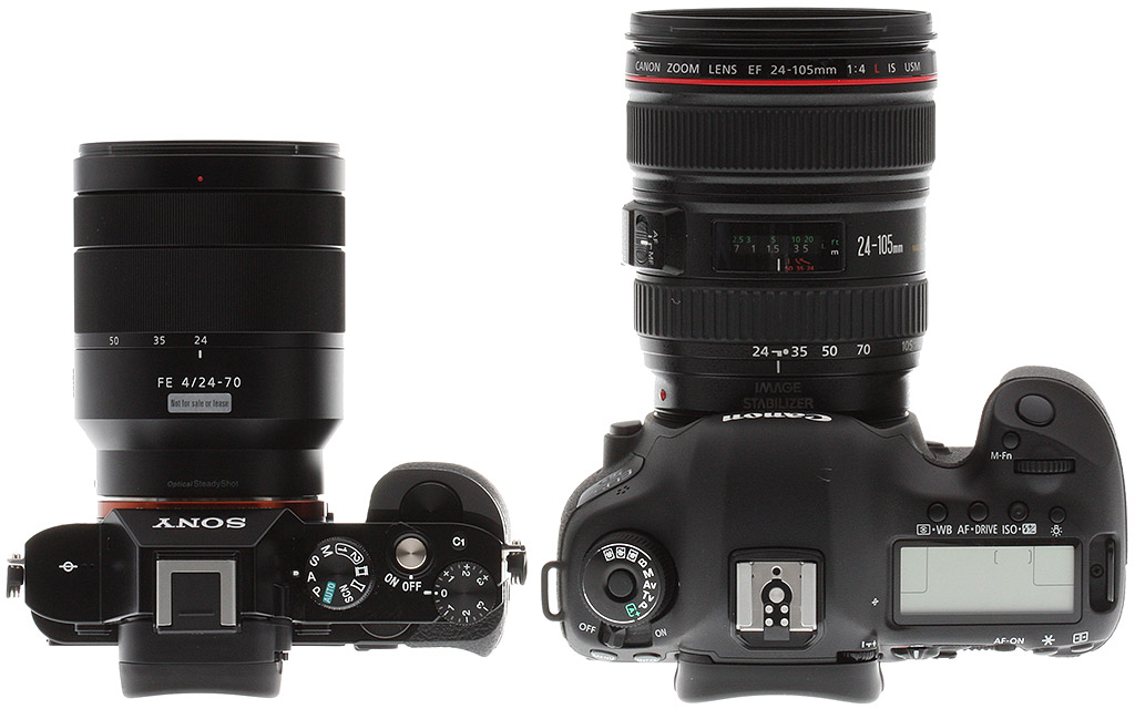 Чем беззеркальный фотоаппарат отличается от зеркального Какой лучше выбрать