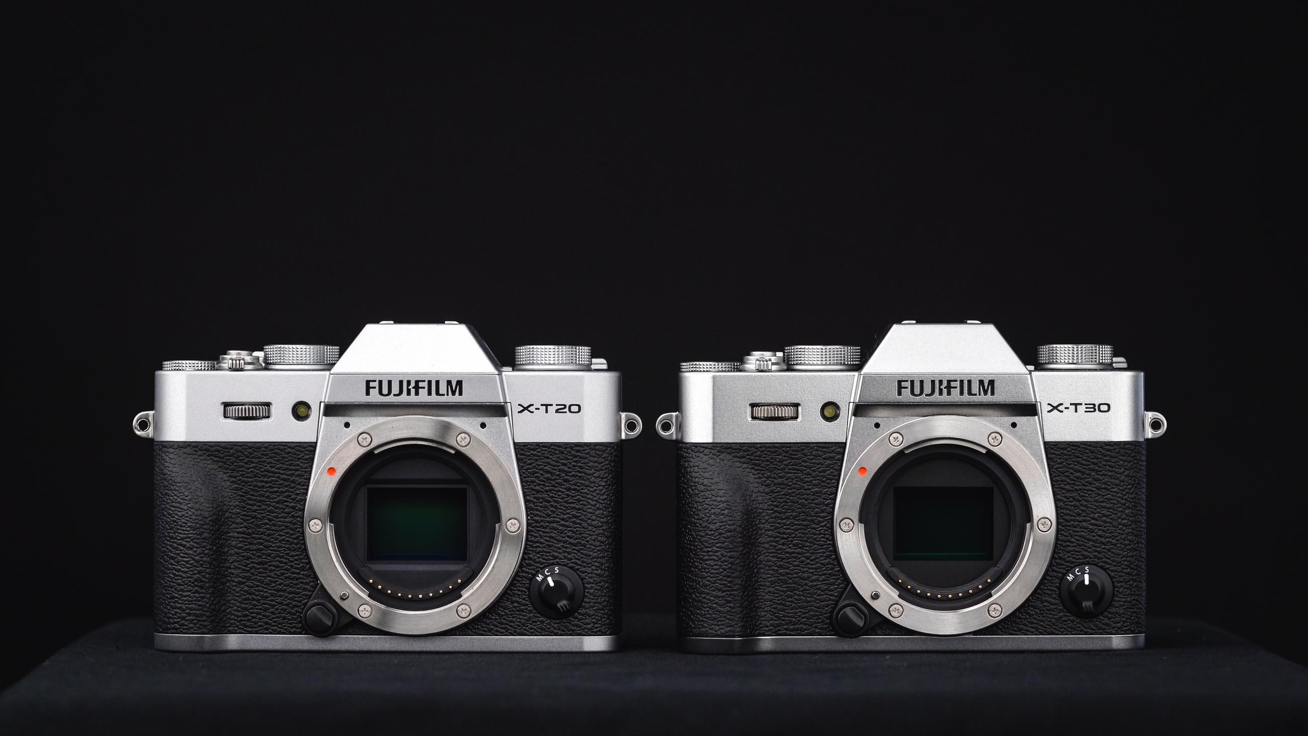 Фотоаппарат Fujifilm X-T30 vs X-T20 Что изменилось, обзор, сравнение