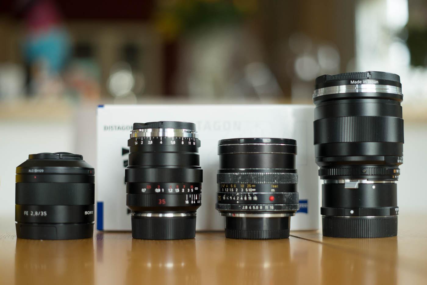 Лучшие объективы для фотоаппарата