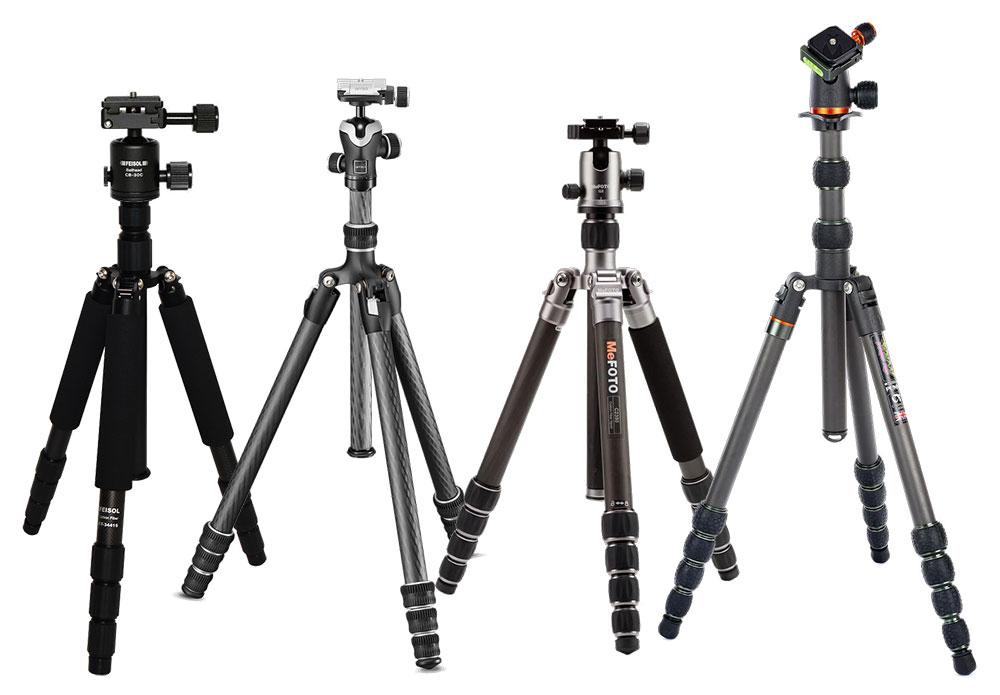 Штатив для фотоаппарата как выбрать и какой купить Рейтинг лучших