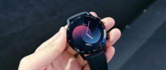 Смарт часы Huawei Honor Magic Watch 2 обзор умных часов