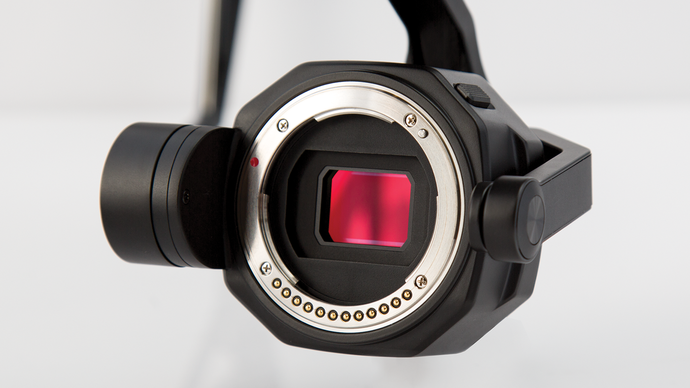 DJI Zenmuse X7 Подробный обзор, характеристики
