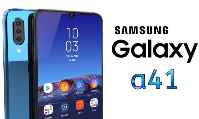 Galaxy A41 обзор, характеристики, цена