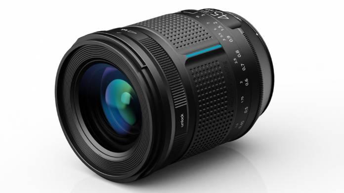 Irix представляет новый сверхскоростной объектив Irix 45 мм f 1.4