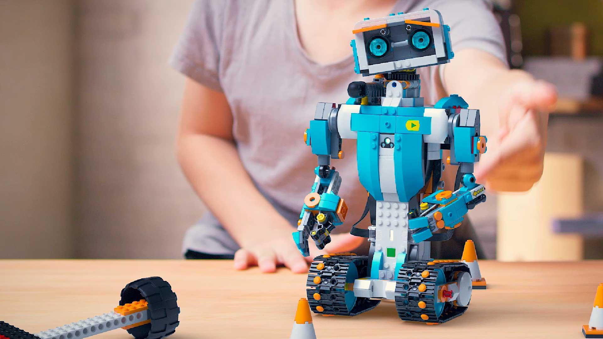 Лучшие роботы игрушки для детей разного возраста