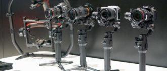 Лучшие стабилизаторы для камеры, телефона и экшн камер