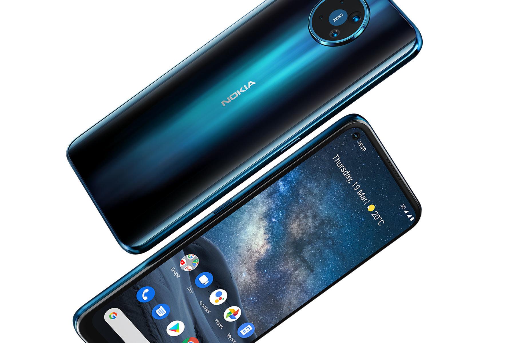 Nokia 8.3 5G характеристики, цена обзор