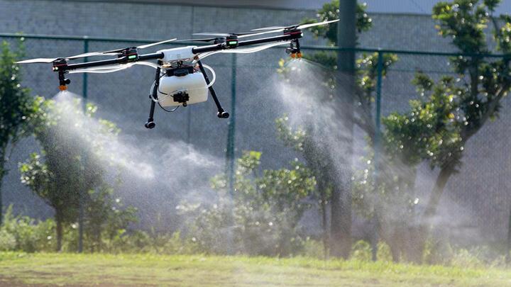 рименение дронов в сельском хозяйстве Все преимущества