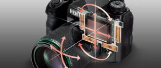 Типы стабилизации изображения, как работает стабилизация изображения