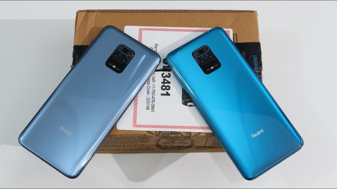 Xiaomi Redmi Note 9 Pro или Note 9 Pro Max характеристики, обзор стоит ли купить