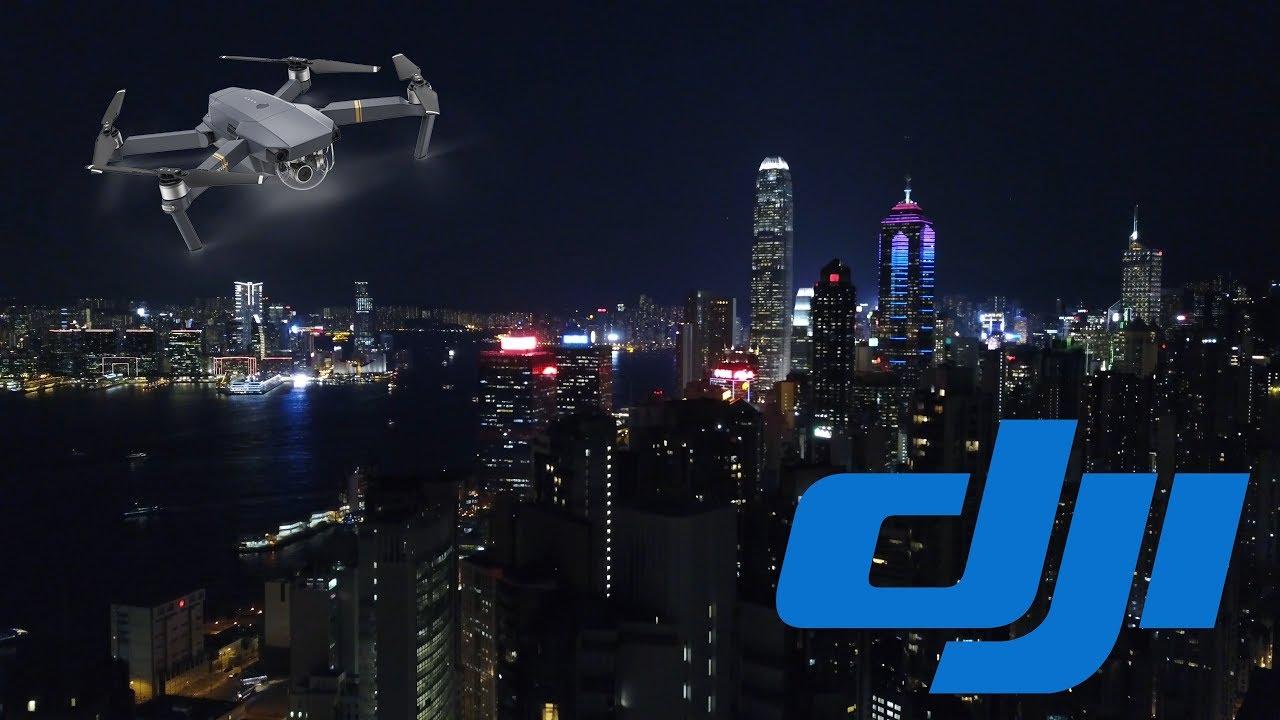 новом квадрокоптере DJI Mavic в 2020 году