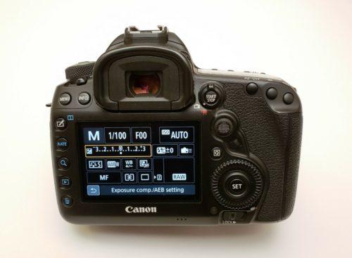 Canon EOS 5D Mark 4 одна из лучших зеркальных камер