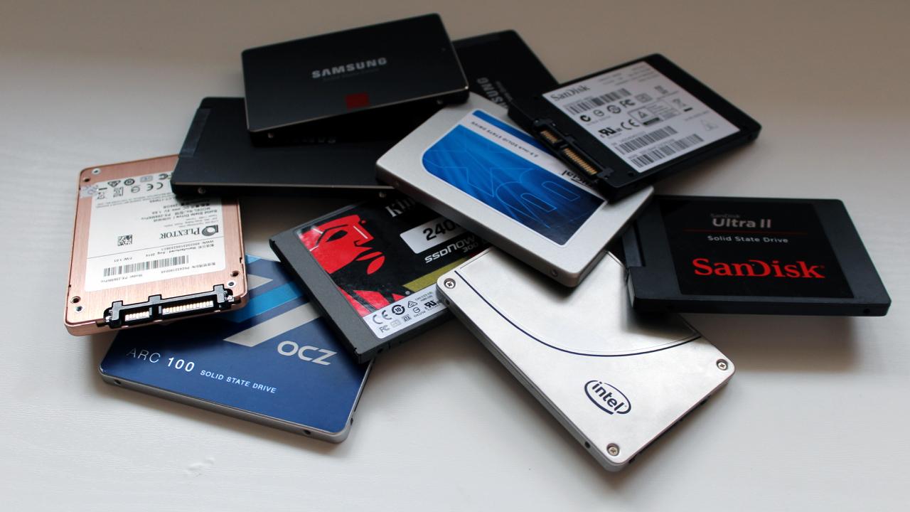 Выбираем лучший SSD накопитель для ноутбука и компьютера
