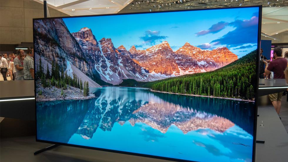 Телевизоры 8K -все, что вам нужно знать