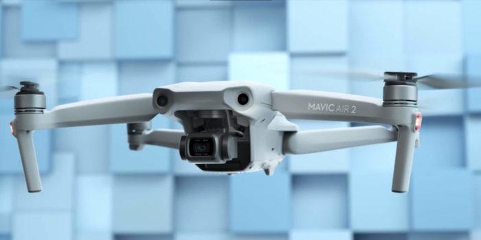 Квадрокоптер DJI Mavic Air 2 обзор, характеристики