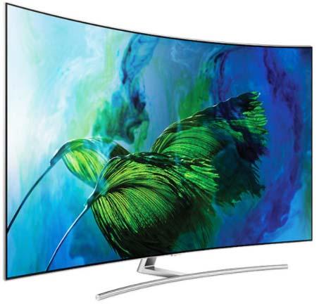 Обзор QLED-телевизоров Samsung в России