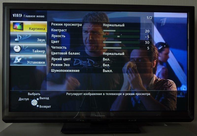 Что такое домашний экран на телевизоре