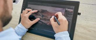 Графические планшеты для рисования Wacom рейтинг лучших