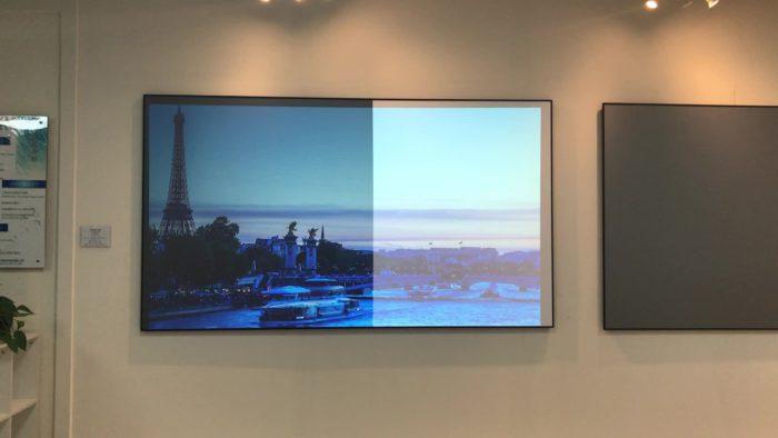 Проекционные экраны для проектора какие бывают и какой купить