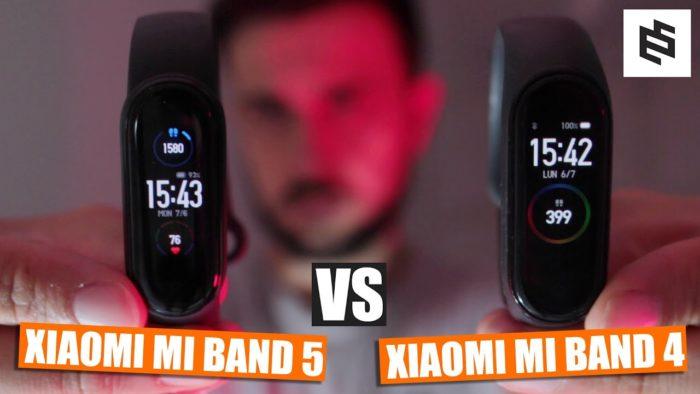 Xiaomi Mi Band 5 или Mi Band 4 что лучше купить