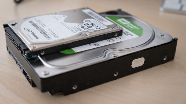 10 лучших внутренних жестких дисков HDD