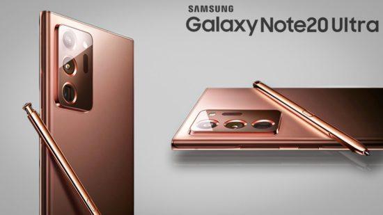 Galaxy Note 20 Ultra 5G обзор, отзывы, характеристики
