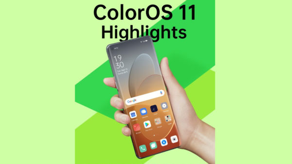 Oppo ColorOS 11 что нового