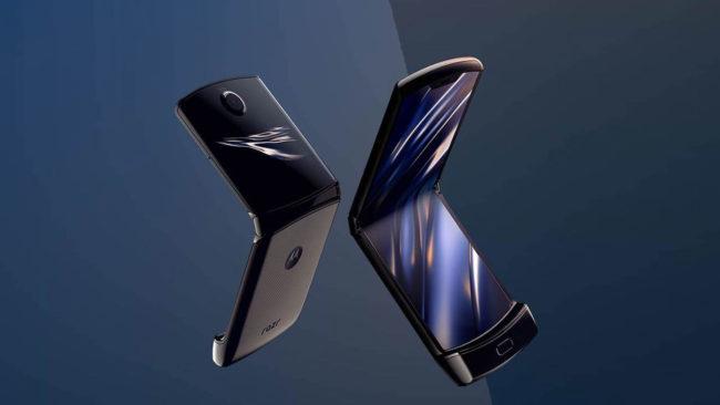 Motorola razr 5G стоимость