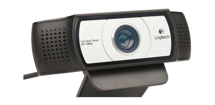 Обзор хороших веб камер Logitech webcam