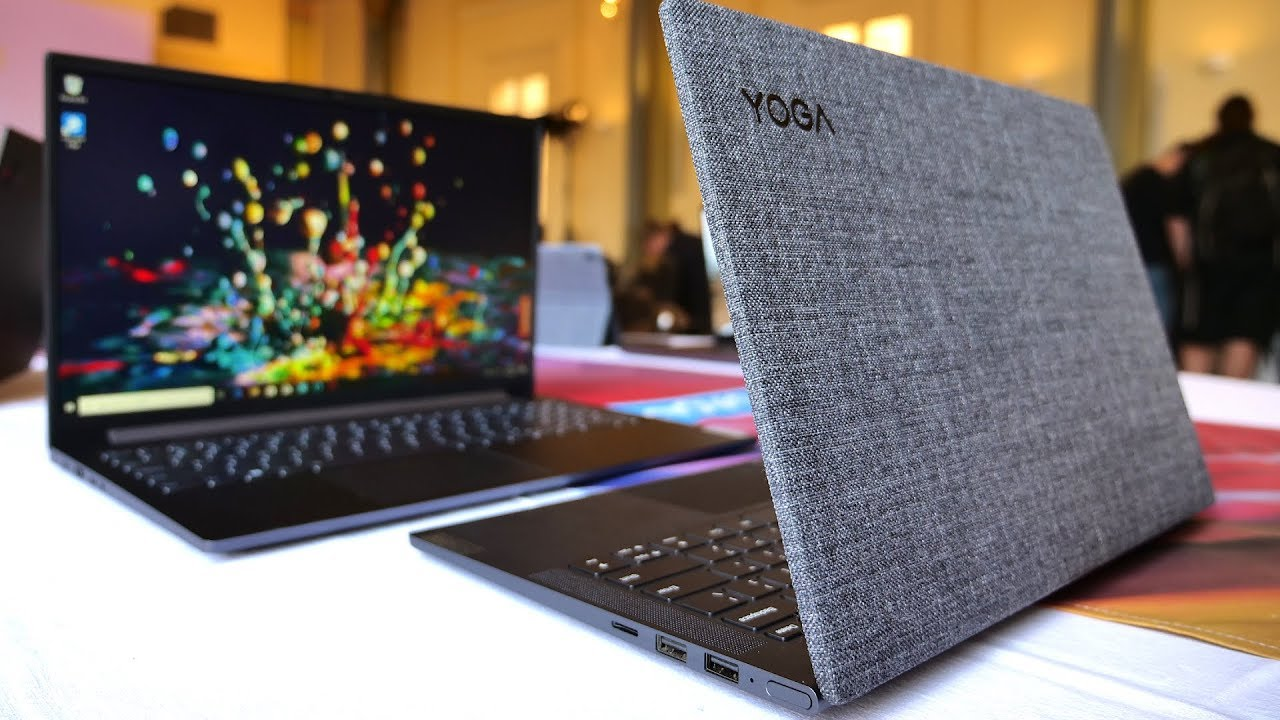 ноутбук lenovo yoga slim 7 15iil05