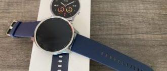 умные часы Mi Watch Revolve