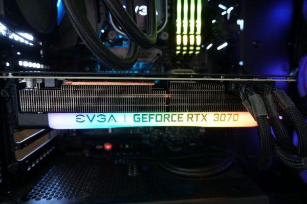 Обзор лучших видеокарт GeForce RTX 3070