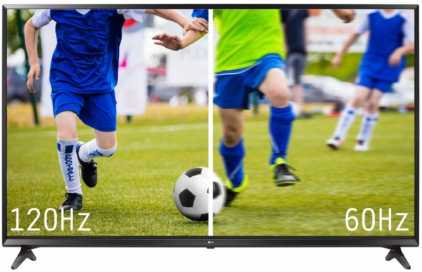 Телевизор и монитор с частота обновления 60 Гц и 120 Гц Какой выбрать