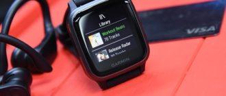 Garmin Venu SQ отзывы, обзор умных часов