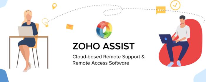 Zoho Assist | Best Remote Desktop Software