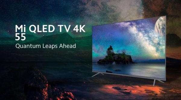 Mi QLED TV 4K 55 обзор, характеристики, отзывы