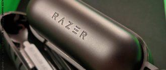 Обзор беспроводных наушников Razer Hammerhead True Wireless Pro