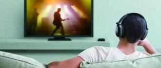 рейтинг лучших наушников для ТВ