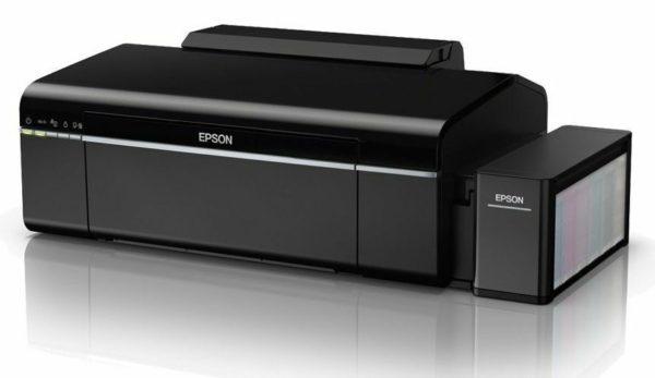 Epson L805 отзывы, какие чернила нужны